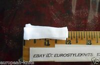 5 Pair Baby Socks 2 X 1/2 For Doll Ooak Polymer Clay May Fit Berenguer 5