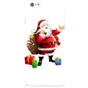Xmas-Phone-Case-Antichoc-Couverture-Pour-iPhone-6S-7-8-Plus-X-Peau-Nouveau