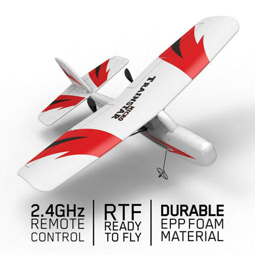 RC Airplane EPP 2.4GHz RC Aircraft RTF Ready to Fly Indoor Outdoor Good for Kids