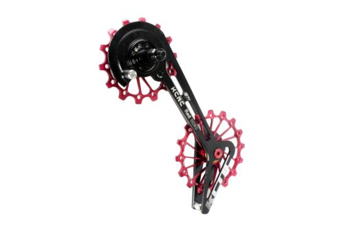 KCNC Road Bicycle Bike Oversized Pulley Wheel OSPW for Sram Red//Force//Rival//Apex