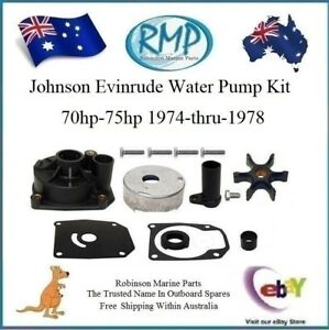 A Brand New Water Pump Kit Suits Evinrude Johnson 70hp-75hp