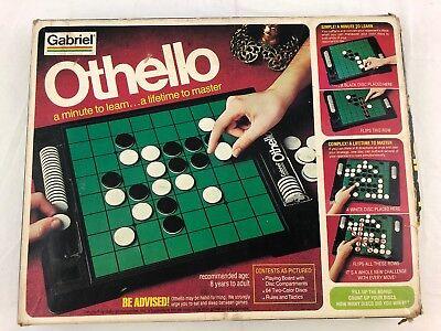 1978 Gabriel Othello Game Complete Matige Prijs