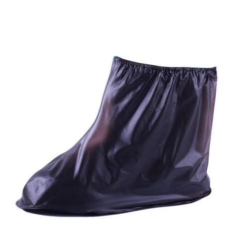 High Heel Shoes Cover for Women Rainproof Cover Reusable Rain PVC Protector XL L