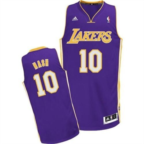 NBA Steve Nash LA Lakers Swingman Basketball Jersey Shirt Vest