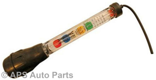 ANTIGEL réfrigérant testeur cadran Type /& Propylene Glycol Voiture Van Camion Moto
