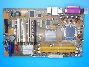 ASUS P5LD2 X 1333 NETWORK DRIVER FOR PC