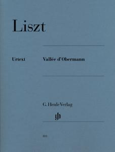 Henle Liszt: Vallée d'Obermann - Garland, Texas, United States - Henle Liszt: Vallée d'Obermann - Garland, Texas, United States