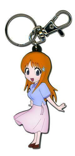 Rosario+Vampire Yukari Chibi SD PVC New Anime Licensed ge5066 Key Chain