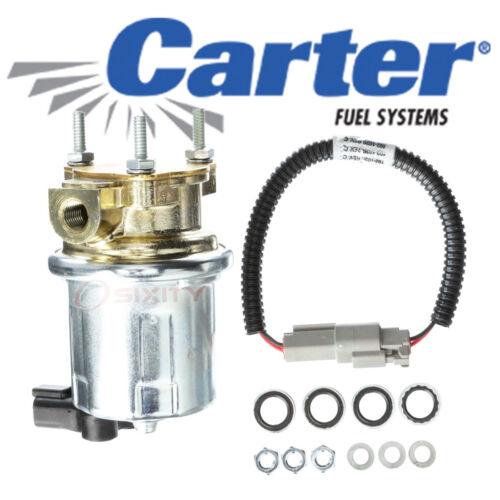 Electric Fuel Pump CARTER P74213 fits 97-02 Dodge Ram 2500 5.9L-L6