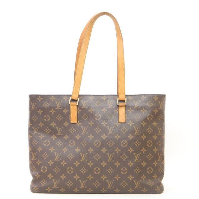 Louis Vuitton Monogram Luco M51155 Hand Bag 800000085853000 For Sale Online Ebay
