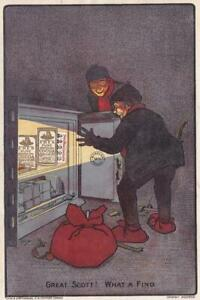 circa-1910-Victorian-Print-Advertisement-Fry-039-s-Cocoa-Burglars-Open-Safe-7-5-x-5