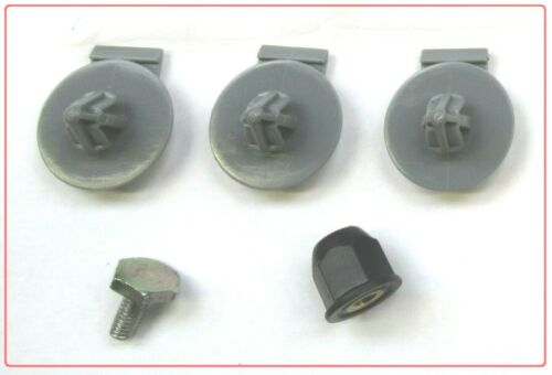 MINI bmw one Cooper S R50 R52 R53 Passage de roue Capot Avant Trim Clips-BM
