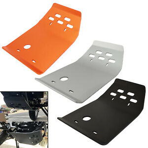 MotorFansClub Skid Plate Engine Guard Protector Cover Fit For Compatible With Yamaha Serow XT250 Tricker XT250X 2014 2015 2016 2017 2018 2019 2020