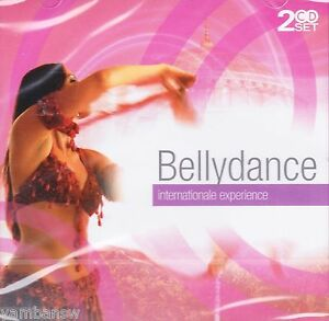 BELLYDANCE-INTERNATIONALE-EXPERIENCE-2CD-SET-NEW-amp-SEALED-CD