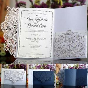 10pcs-Laser-Cut-Lace-Party-Wedding-Invitation-Greeting-Cards-Envelope-Kit-Cover