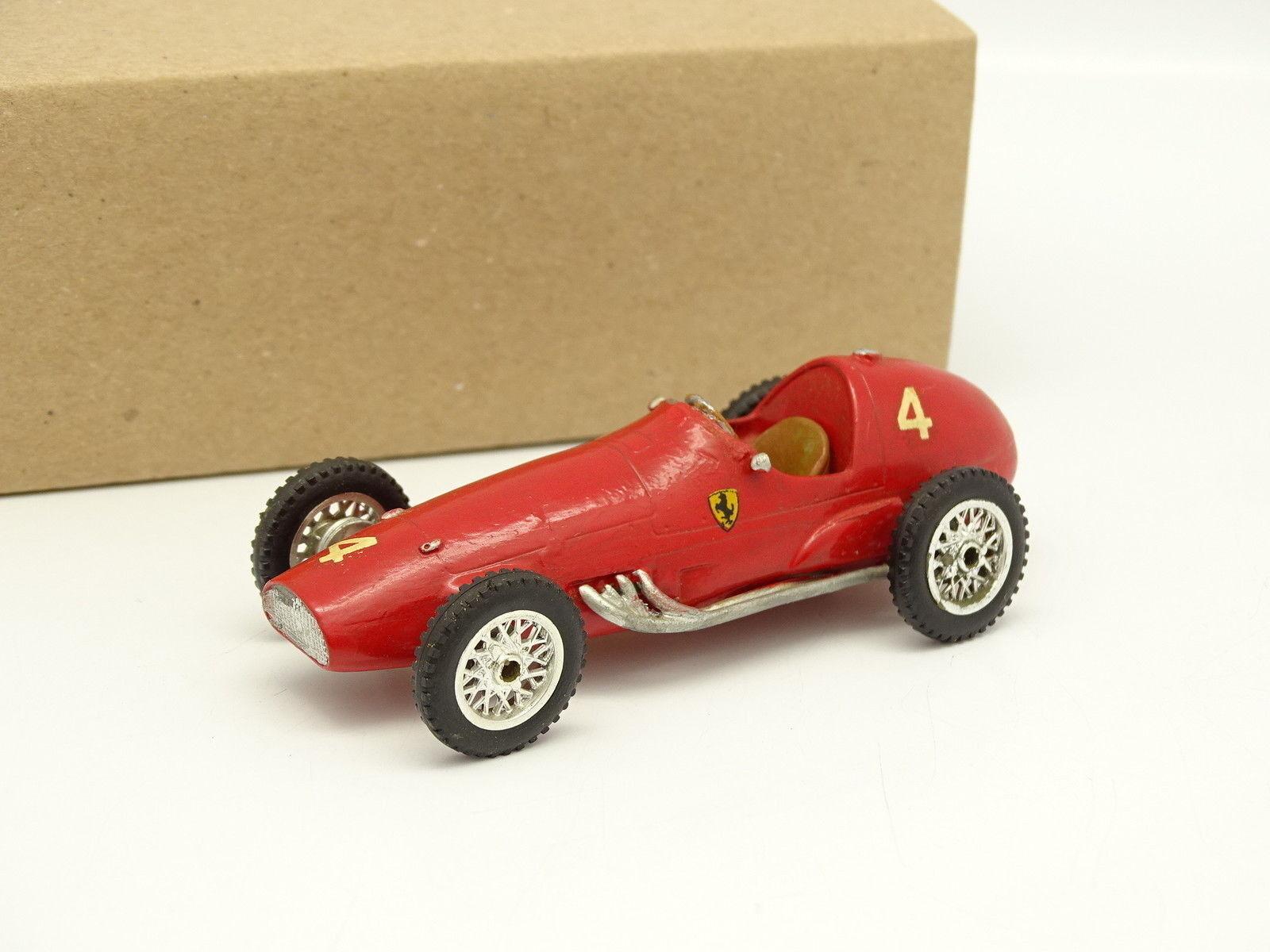FDS Kit Métal Monté 1 43 - F1 Ferrari 625 1955