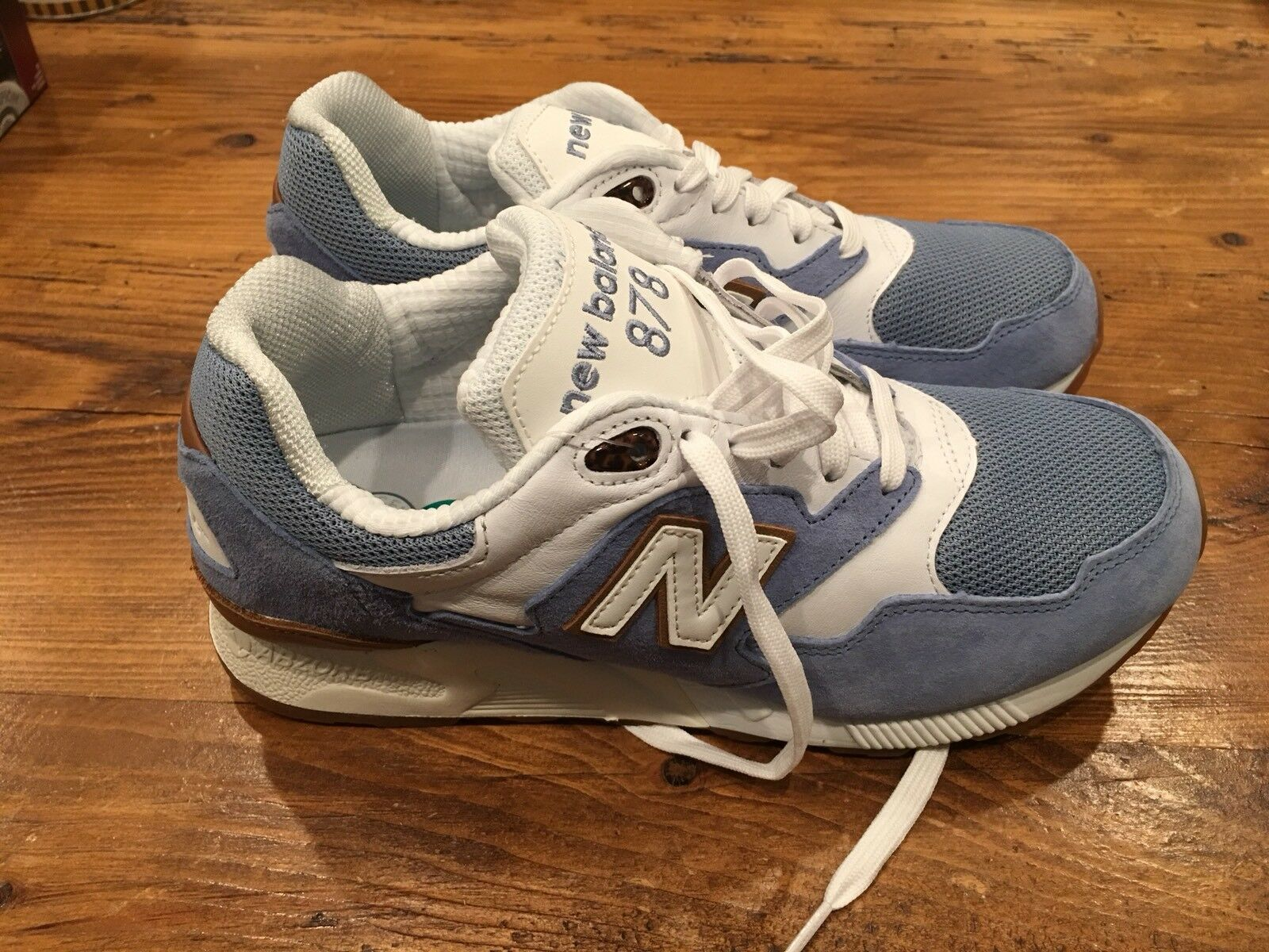 New Balance Men's 878 Abzorb Shoes Sneakers - Size 8