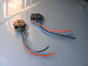 82 92 Camaro Firebird Power Door Lock Switch Connector Plugs With Wire Factory Ebay