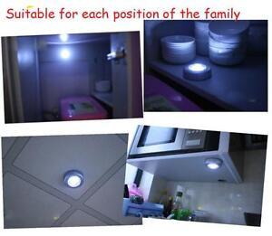 1X-3-LED-Lampe-Light-Mur-Cuisine-Cabinet-Penderie-Armoire-Eclairage-Tap-Toucher