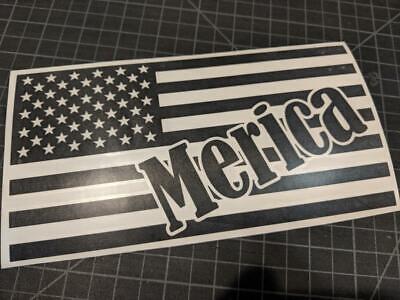 UNC TARHEELS Distressed Flag vinyl car sticker decal LAPTOP merica 2