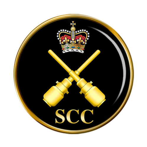 Sea Cadets SCC Drill instructor Pin Badge
