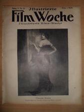 FILMWOCHE 28 - 1921 Elsemaria Roscher >Die Verlobungsklinik< >Fräulein Detektiv<