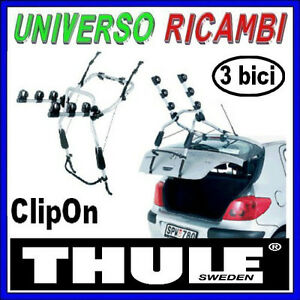 Logic bicicletta supporto post per FORD FOCUS 3//5 porte 98-01 3 ruote portabici