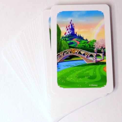 Disney Princesses Playing Cards Old Maid Memo Domino Black Peter