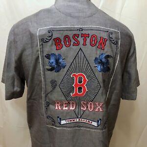 La foto se está cargando Nuevo-con-etiquetas-Tommy-Bahama-Boston-Red-Sox- cdcd1a899
