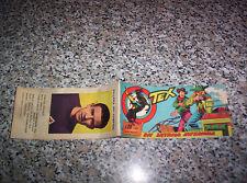 TEX STRISCIA SERIE MEFISTO N.20 ORIGINALE 1959 AUDACE BN/OTT TIPO ZAGOR RANGER