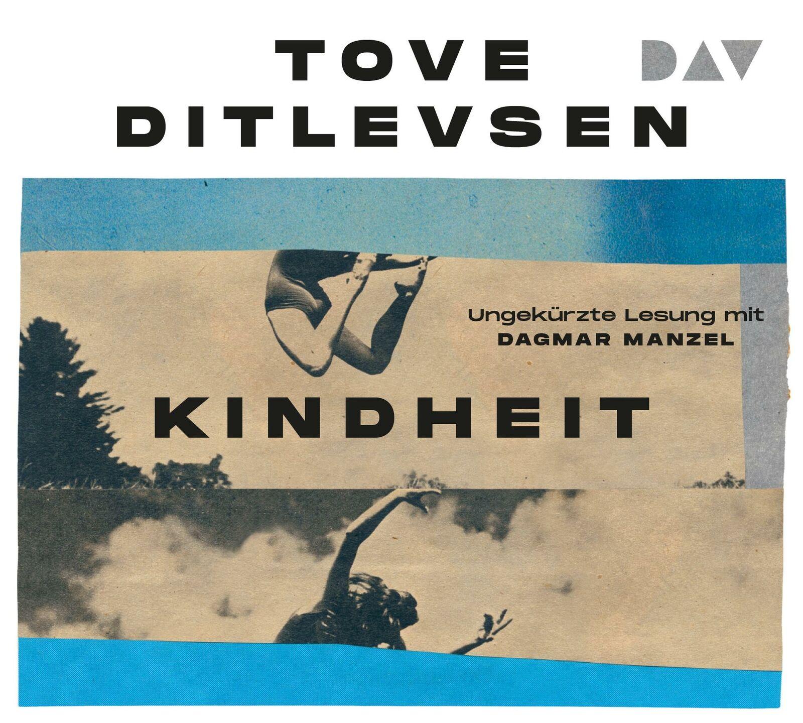 Kindheit Tove Ditlevsen - Hörbuch - Tove Ditlevsen