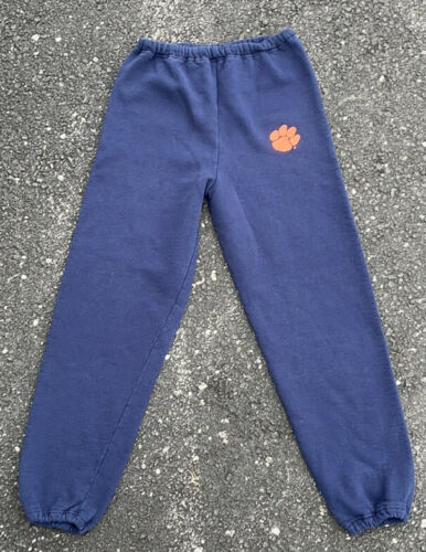 Vintage 90s Russell Athletic Large Blue Sweatpants