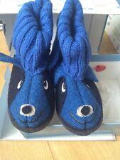 Mod8 Boys Slippers WmoStro Blue Size 30 Uk 12