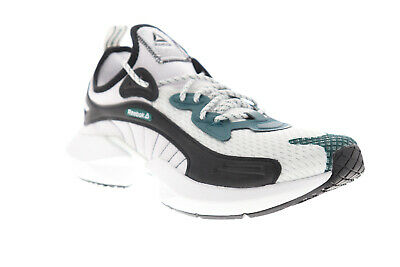 Reebok Sole Fury 00 DV9251 Mens White Textile Athletic Gym Running Shoes