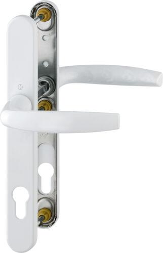 Hoppe Atlanta 92 mm PZ 200 mm Vis Centres UPVC PVC poignée de porte Set