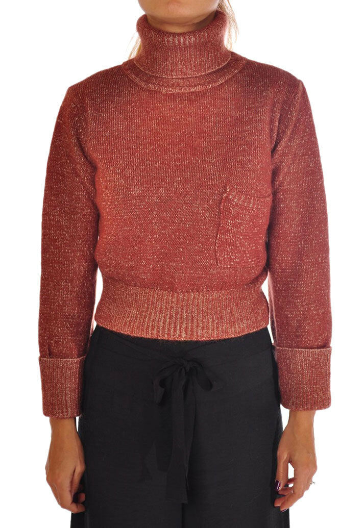 Nu...ero'2 28  -  Polo necks - Female - rot - 2731229N173838