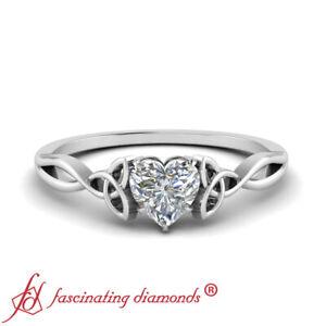 Half-Carat-Heart-Diamond-Split-Shank-Irish-Engagement-Ring-In-18K-White-Gold-VS2