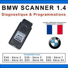 Interface Diagnostic BMW Scanner V1.4 / K+DCAN / K-CAN / OBD2 OBDII ELM327