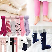 """Vaenait Baby Korea Kids Girls Tights Bottom Trousers Socks """"Lovely tights"""" 1T-7T"""
