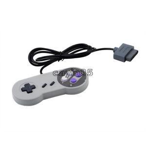 Details about 16 Bit Controller for Super Nintendo SNES System Console  Control Pad UK