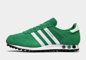 Scarpa-da-ginnastica-Adidas-Originals-LA-VERDE-BIANCO-TAGLIE-UOMO-limitato