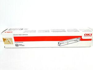 Toner-OKI-43459329-Yellow-Gelb-Giallo-C3300-C3400-C3450-C3600-ORIGINAL-GENUINE