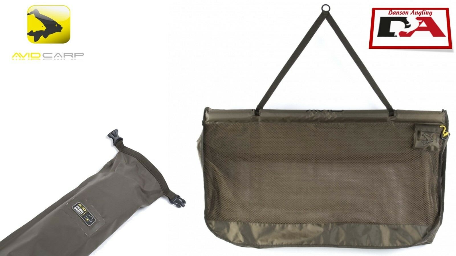 Avid Carp Recovery Sling Standard with Sormshield Stink Bag A0550003 NEW 2019