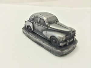 Vehicle Parts & Accessories Reliant Regal Saloon Ref201 Pewter Effect 1:92 Model Scale Car