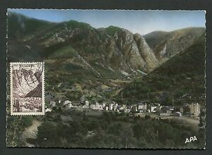 Stamps Stamps Lovely Andorra Mk 1956 Heilbad Les Escaldes Maximumkarte Carte Maximum Card Mc Cm C9055 Ideal Gift For All Occasions