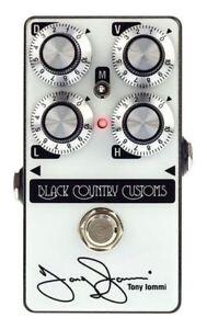 laney tony iommi signature boost pedal ebay. Black Bedroom Furniture Sets. Home Design Ideas