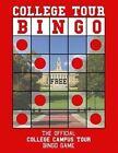 College Tour Bingo: The Official College Campus Tour Bingo Game by Jared Kelner (Paperback / softback, 2013)
