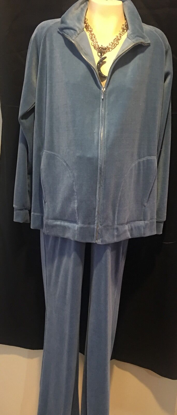 Maternity Velour Sweat Suit  NWT