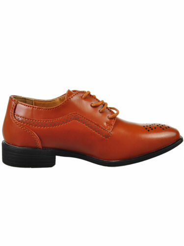 Jodano Collection Boys/' Dress Shoes
