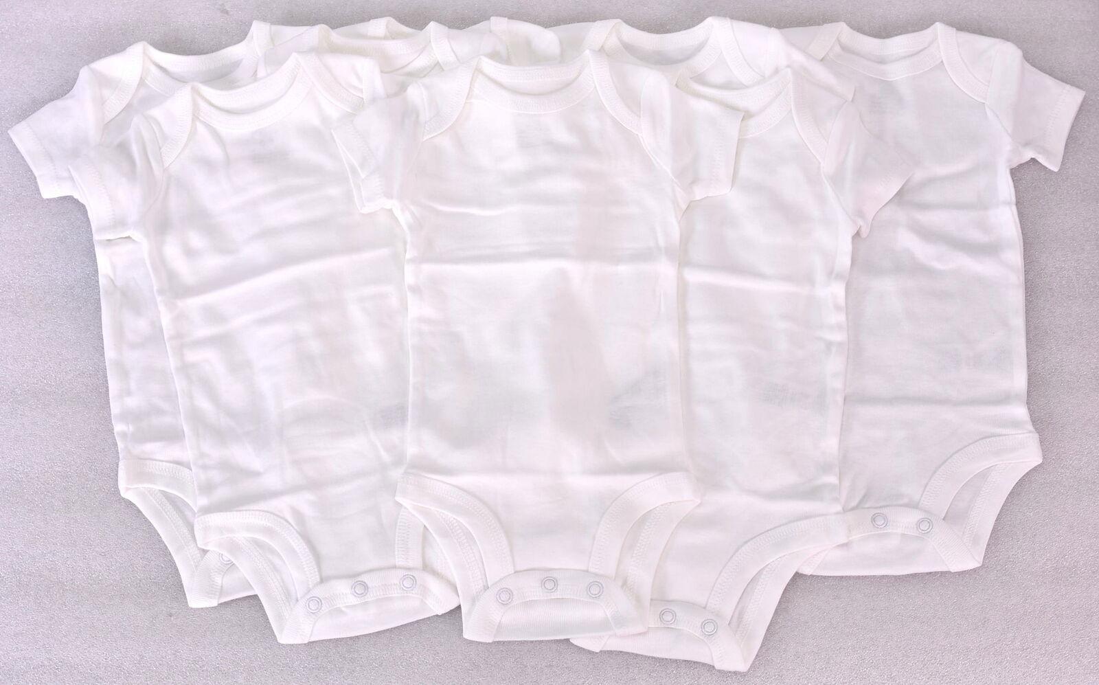 Simple Joys by Carters 7-Pack Long-Sleeve Bodysuit Unisex beb/é